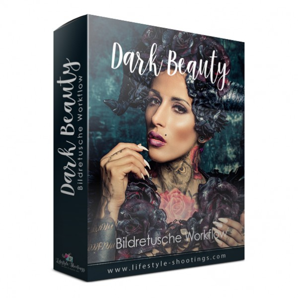 "GRATIS FREEBIE Videotraining ""Dark Beauty"""