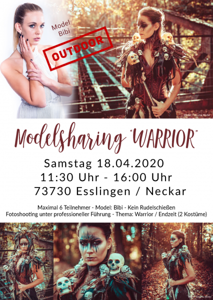 "Modelsharing ""Warrior Outdoor"""