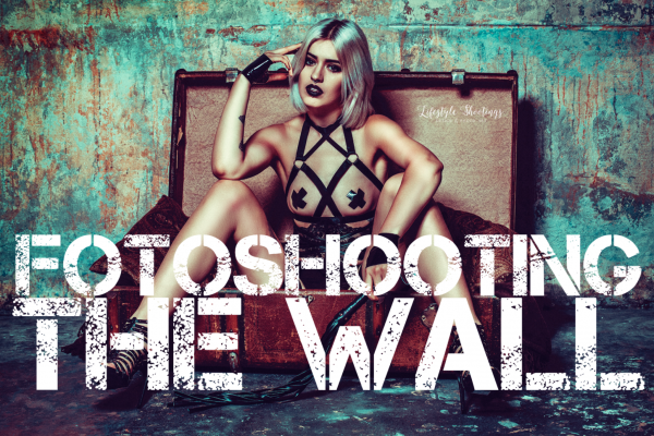 "Fotoshooting ""The Wall"""
