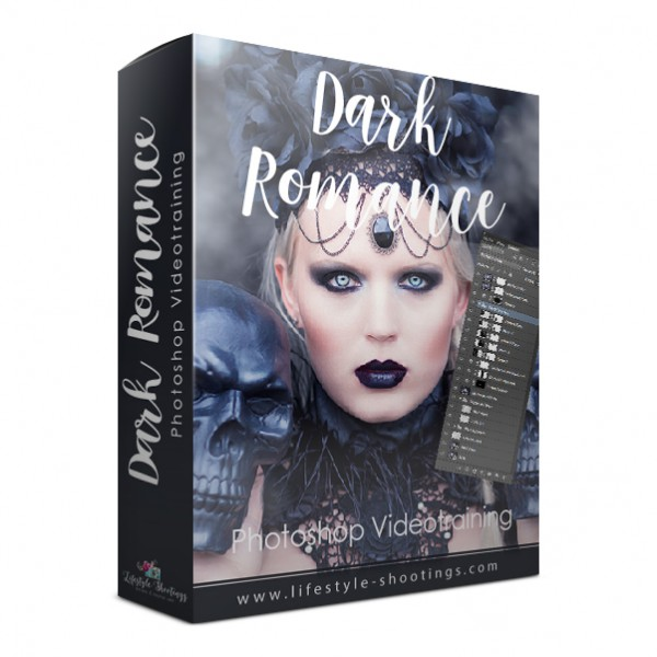 Photoshop Videotraining Dark Romance