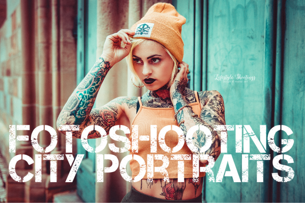 "Fotoshooting ""City Portraits"""